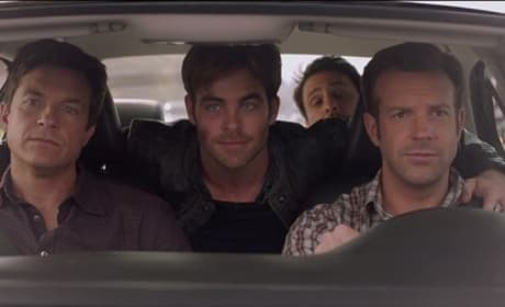Horrible Bosses 2 Jason Bateman Jason Sudeikis Chris Pine Charlie Day