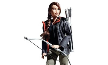 The Hunger Games: Check out the Katniss Barbie!