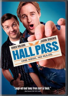 Hall Pass DVD Cover
