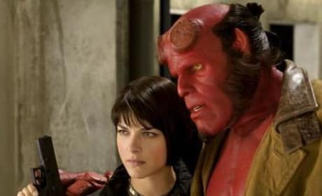 Fairies Flock to Hellboy II