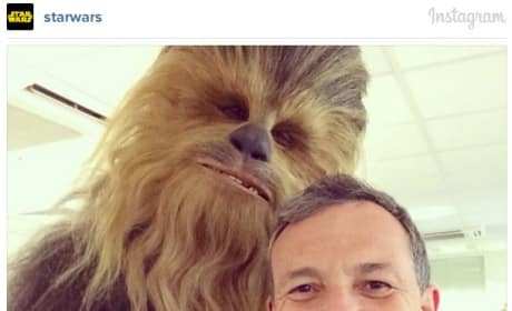 Chewbacca Instagram Photo