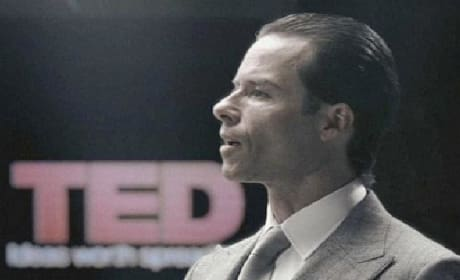 Prometheus Clip: Guy Pearce's TED Talk