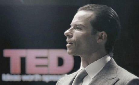 Prometheus Clip: Guy Pearce's TED Talk