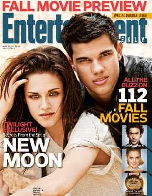 New Moon Magazine Cover