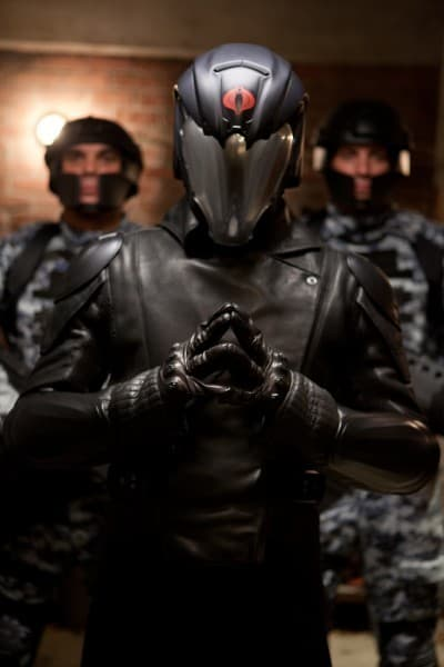 Cobra G.I. Joe Retaliation