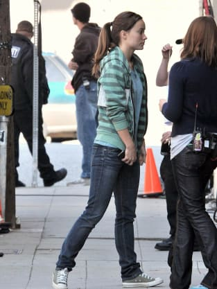 Olivia Wilde on Welcome to People Set
