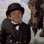 Herve Villechaize The Man with the Golden Gun