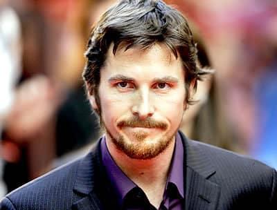 Christian Bale Shot