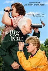 The Big Year Poster Debut