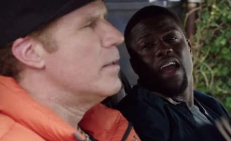 Get Hard Restricted Trailer: Kevin Hart Tutors Will Ferrell in Prison Survival