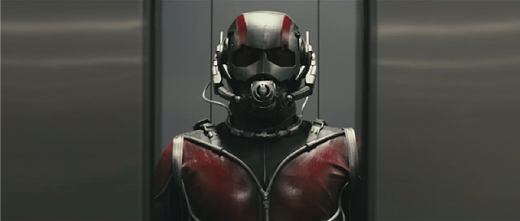 Ant-Man Test Footage Picture