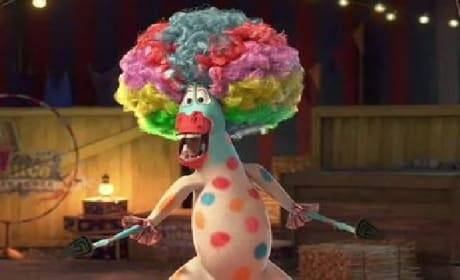 Madagascar 3 Featurette: Chris Rock's Dreams of Clown College