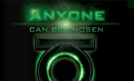 Green Lantern Teaser Poster