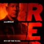 Red Character Poster - Bruce Willis