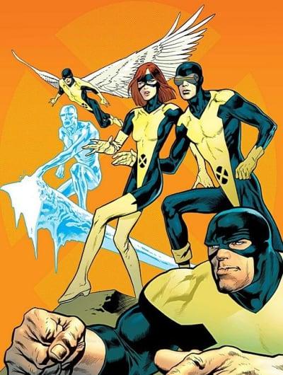 X-Men: First Class Photo