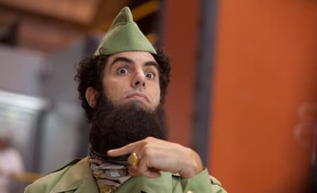 The Dictator Movie Review: Sacha Baron Cohen's Back and Biting