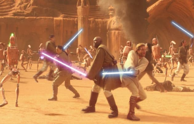 Jedis Who Get Wiped Out in Revenge of the Sith