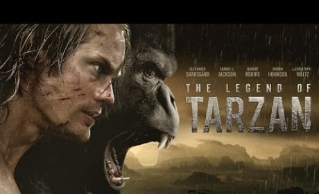 The Legend of Tarzan Teaser Trailer: Less is More