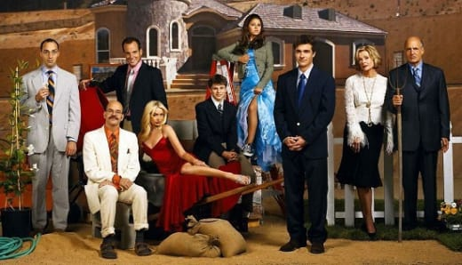 The Cast of Arrested Development