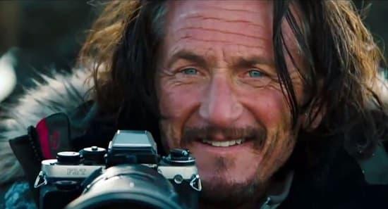 The Secret Life of Walter Mitty Sean Penn