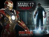 Iron Man 3 Mark 17 Suit