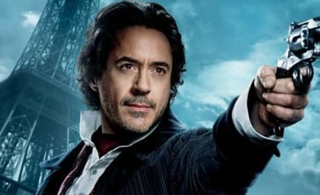 Sherlock Holmes: A Game of Shadows Character Banners Debut