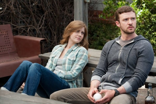 Amy Adams and Justin Timberlake Trouble with the Curve