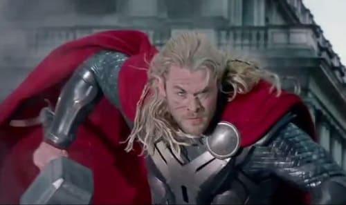 Thor: The Dark World DVD Trailer Chris Hemsworth