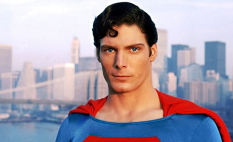 Superman Christopher Reeves