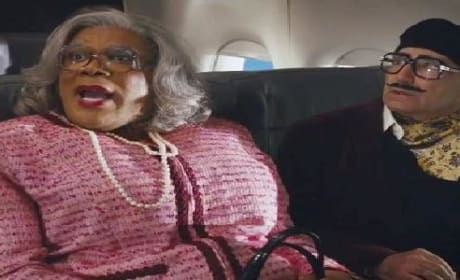 Madea's Witness Protection Trailer: Eugene Levy Joins Tyler Perry