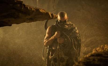 Riddick Pic Shared by Vin Diesel on Facebook