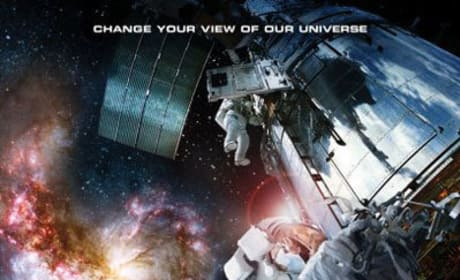 IMAX: Hubble 3D poster