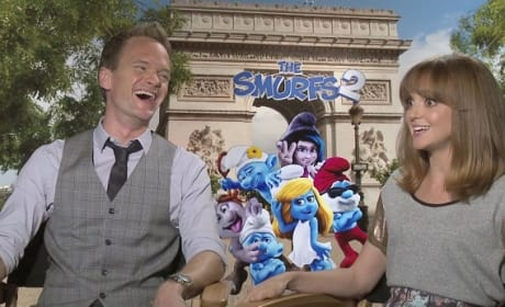 Neil Patrick Harris Jayma Mays Picture