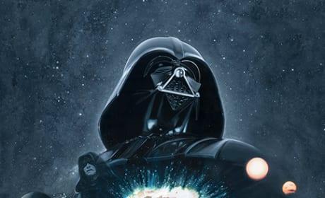 Star Wars Poster: Saga