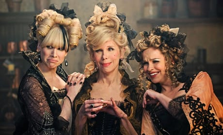 Into the Woods Christine Baranski Lucy Punch