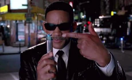 Will Smith Stars in Men in Black 3
