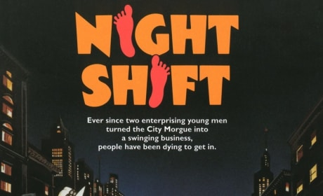 Night Shift Poster