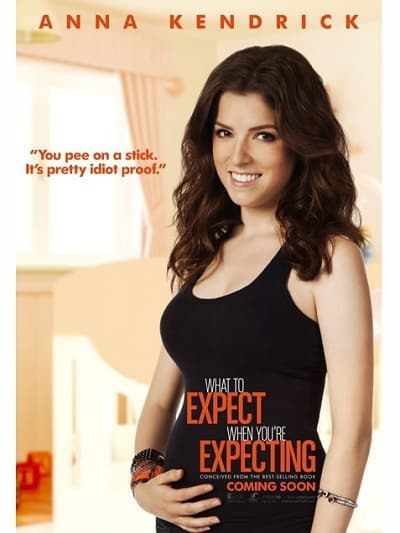 Anna Kendrick in What to Expect When You're Expecting