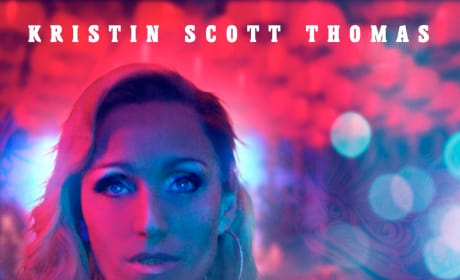 Only God Forgives Kristin Scott Thomas Poster