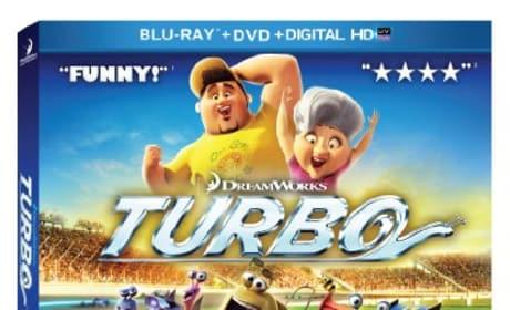 Turbo Blu-Ray/DVD Combo Pack