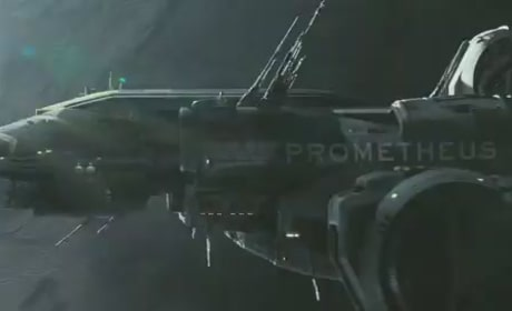 First Prometheus Clip: Prometheus Has Landed