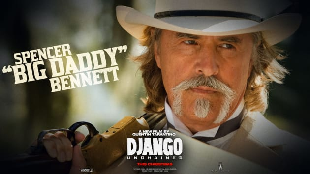 Don Johnson Django Unchained Wallpaper