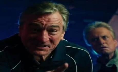 Last Vegas Trailer: Boys Will be Boys, Even AARP Members!