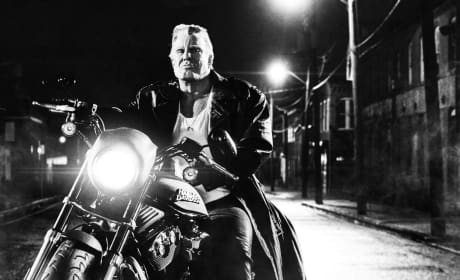 Sin City: A Dame to Kill For Stars Mickey Rourke
