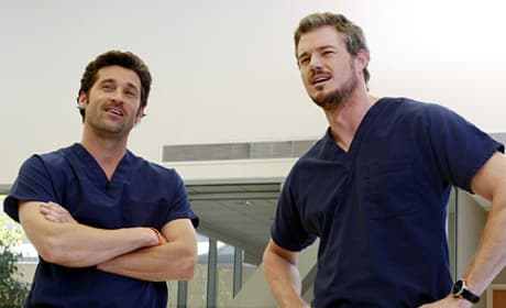 Pair of Grey's Anatomy Stars Sign on for Valentine's Day