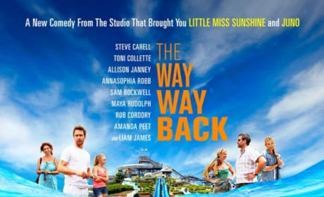 The Way, Way Back Movie Poster