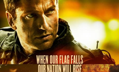 Olympus Has Fallen Gets New Poster and Stills