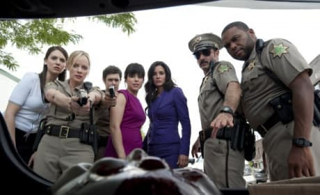 Two new Scream 4 Photos Released!