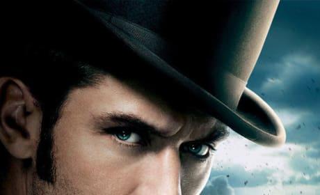 Sherlock Holmes: A Game of Shadows Watson Poster