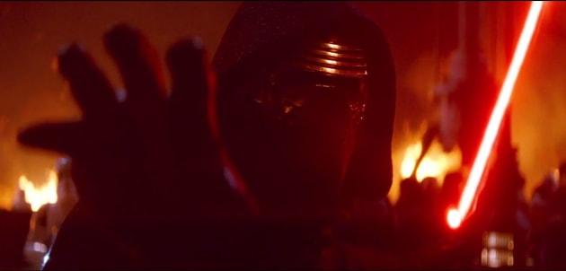 Star Wars The Force Awakens Villain Photo